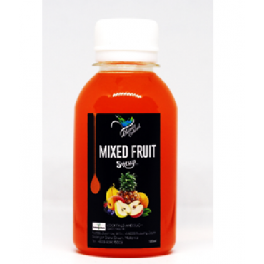 Mixed Fruit Syrup 100ml