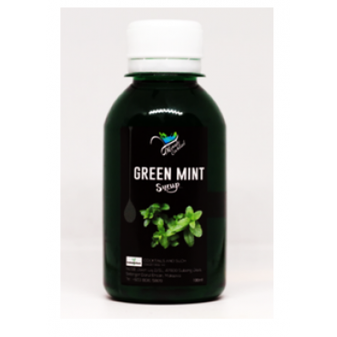 Green Mint Syrup 100ml