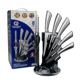 Royal Salute Stainless Steel Knife set