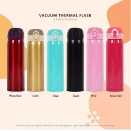 Vacuum Thermos Thermal Flask